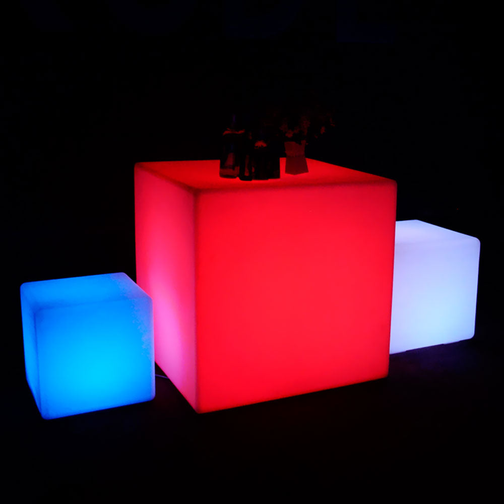 LED Light Cube
