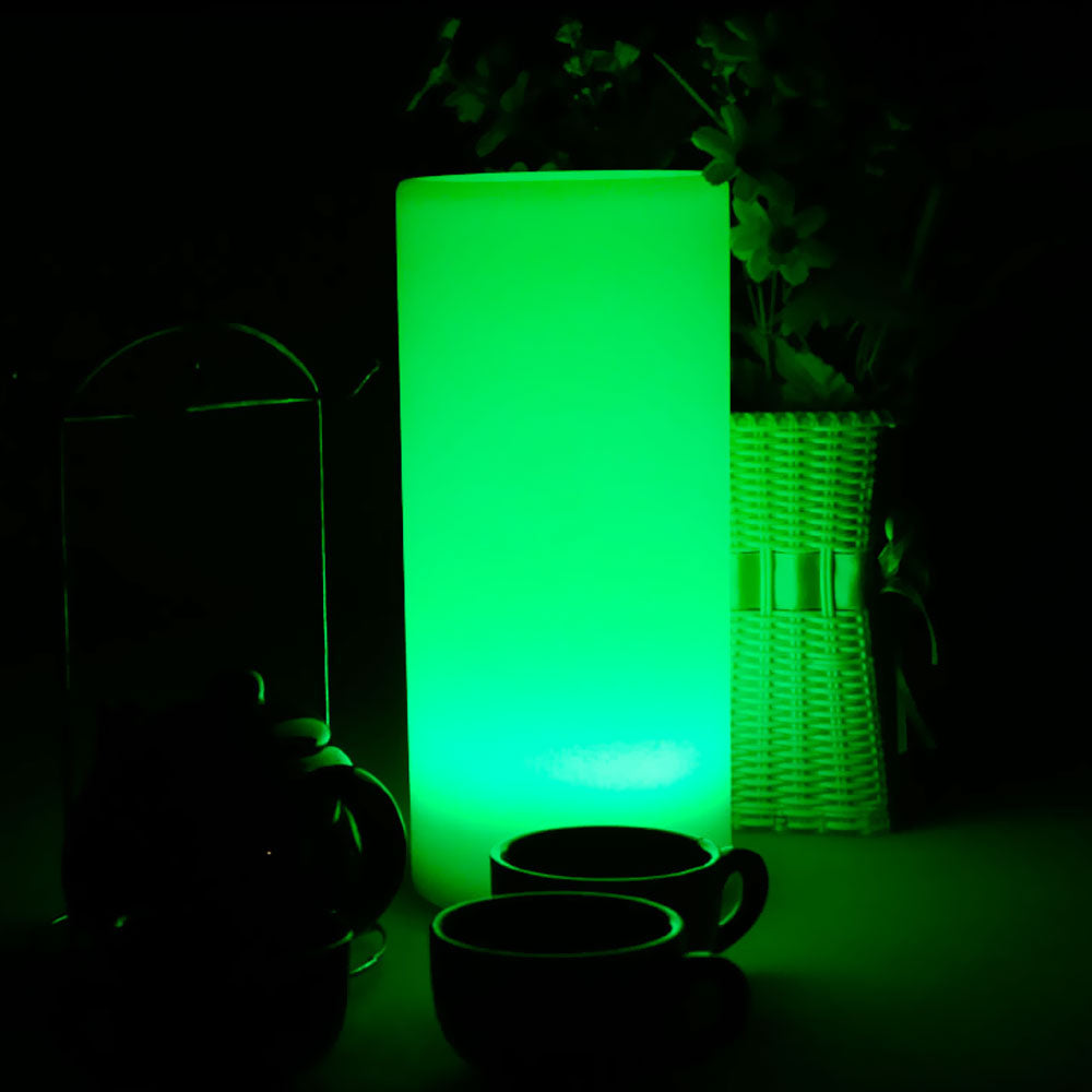 Wonderful LED Tower Pillar Small Cylinder Floor Lamp