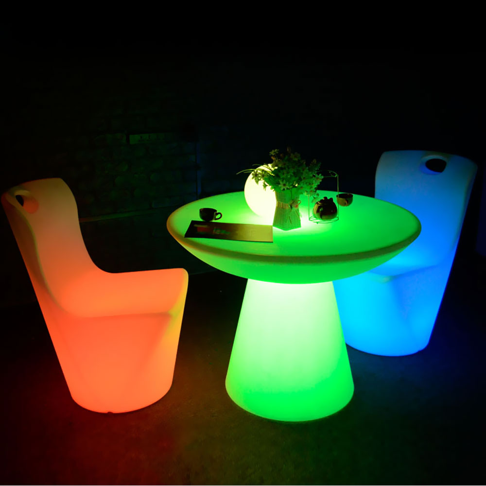 LED Diner Chair