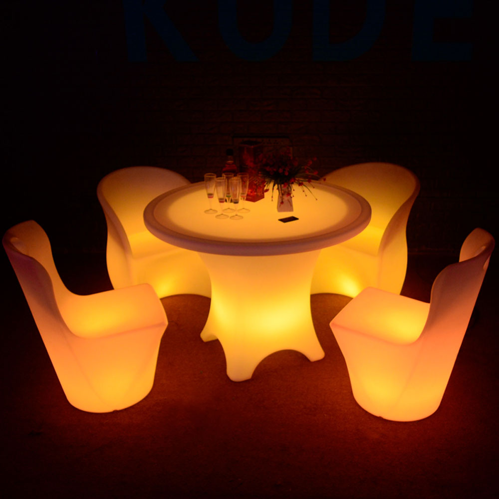 LED Diner Table