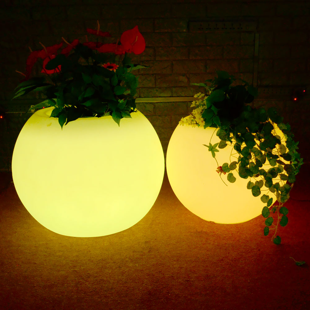 LED Flower Pot - FL09-FL10