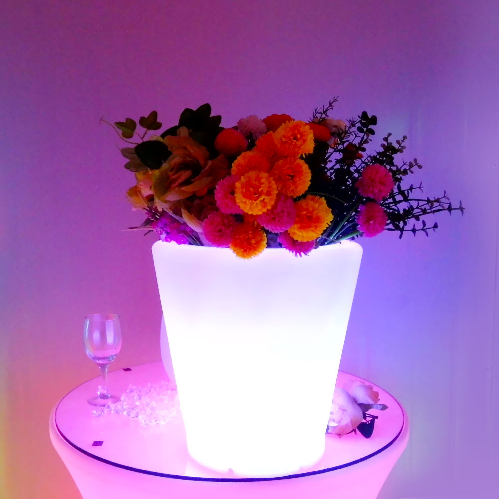 LED Flower Pot - FL01