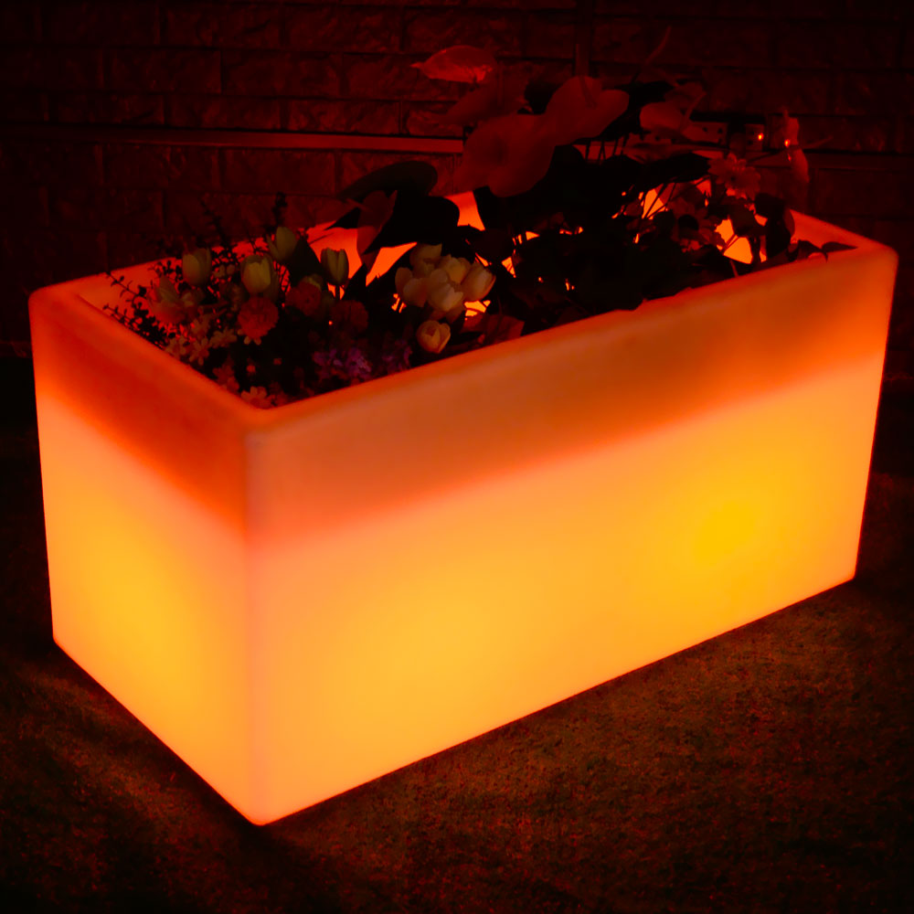 LED Flower Pot - FL11