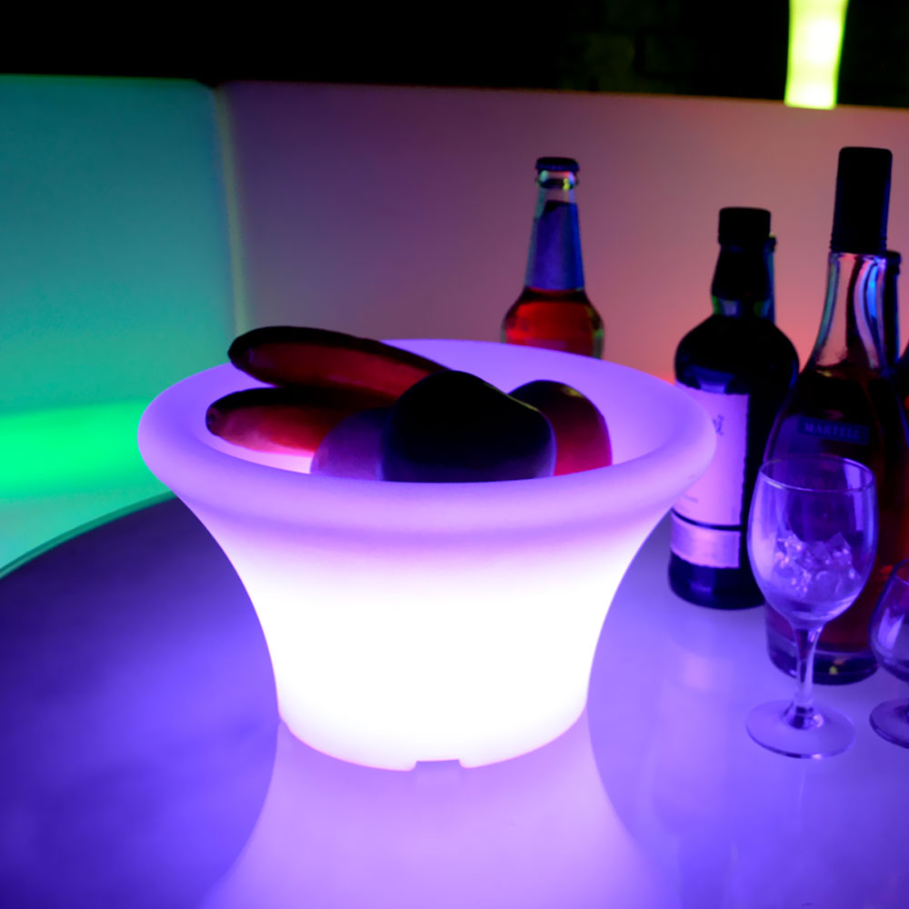 LED Ice Bucket (LED Fruit Pot) - IB507
