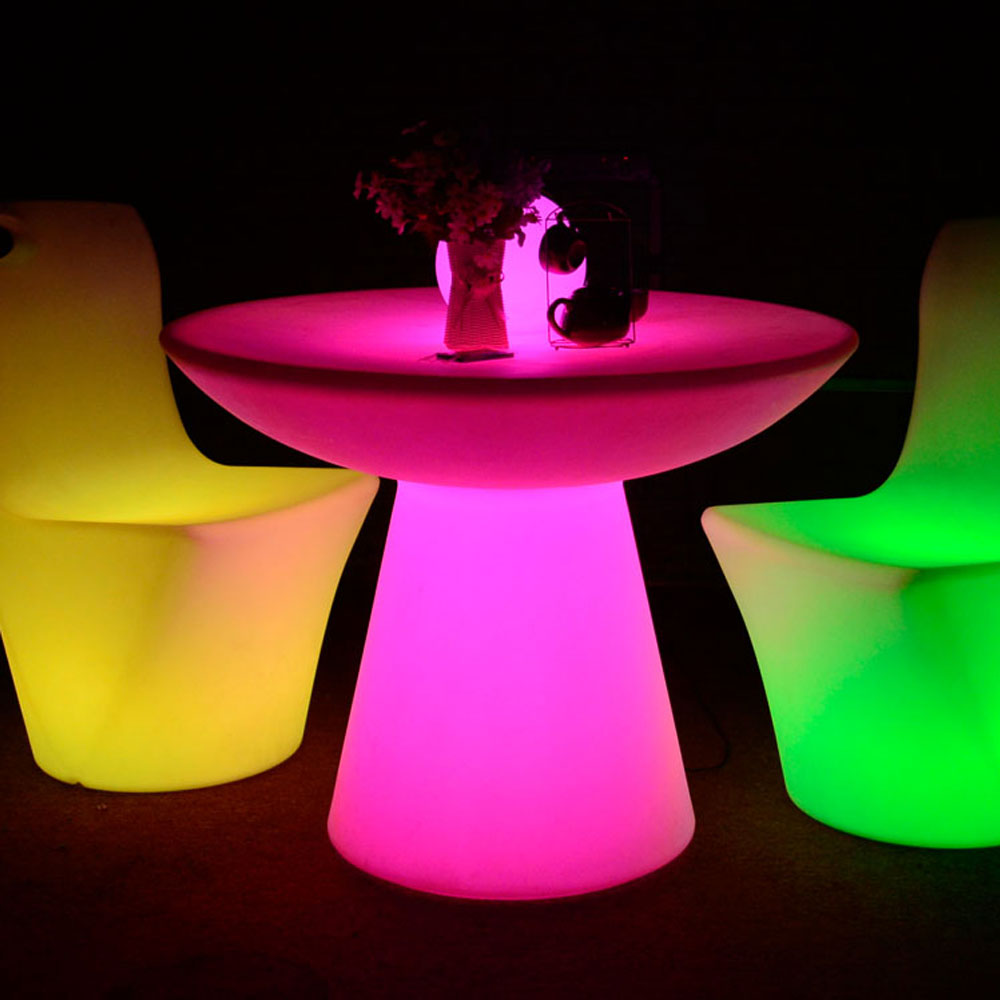 LED Stylish Coffee Table