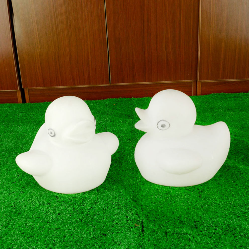 Led Duck Shaped  Glow Light with Color Changing Kids Toy