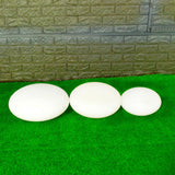 Led Flat Ball Glow Light