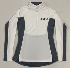 "White Sport-Tek ""Howell""  Women's Quarter Zip"
