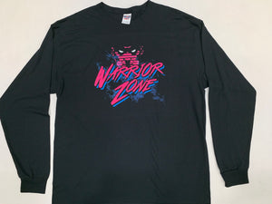 Retro Warrior Zone Long sleeve