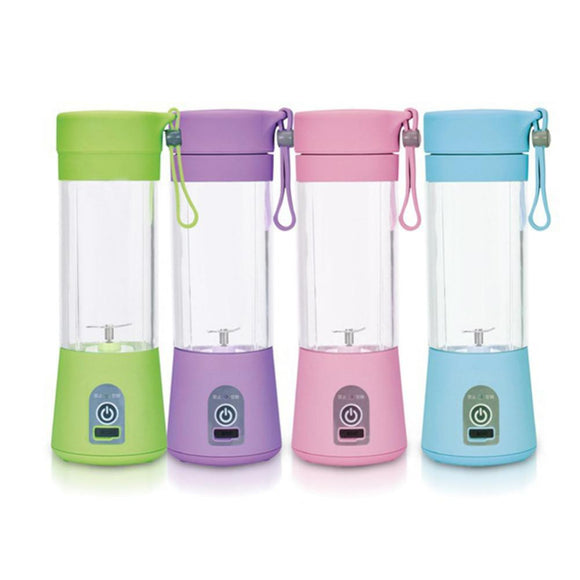 FINERED™ Juicer Blender,  USB charger, 380 ml