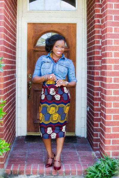 3 Trending African Dress Styles