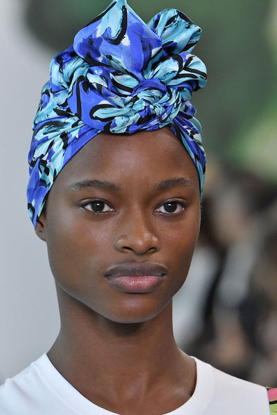 Spring Fashion Runways Show African Influence