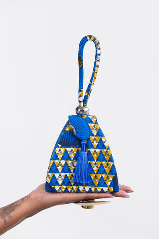 Ankara Kettle Purse