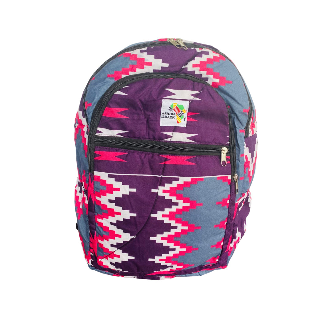 Vibrant Mid Size Backpack