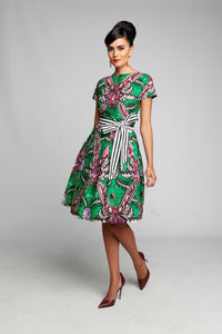 Asawaah Racquelle Dress