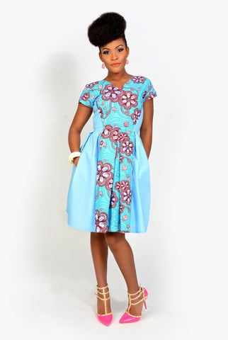 Ava Gyasiwaah Dress