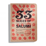 Pocket Salumi Tasting Journal