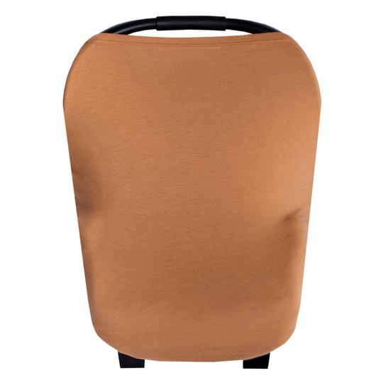 5-in-1 Multi-Use Cover - Asst Designs-Nursery & Nurture-Copper Pearl-Camel-The Bay Room