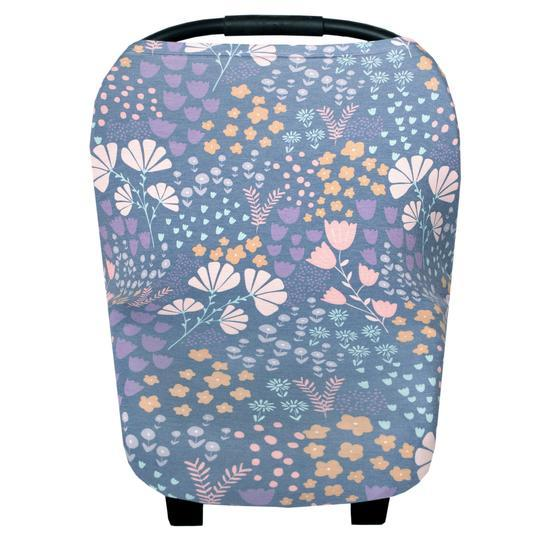 5-in-1 Multi-Use Cover - Asst Designs-Nursery & Nurture-Copper Pearl-Meadow-The Bay Room