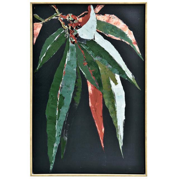 Autumn Gumleaf Painting-Wall Decor-NF-The Bay Room