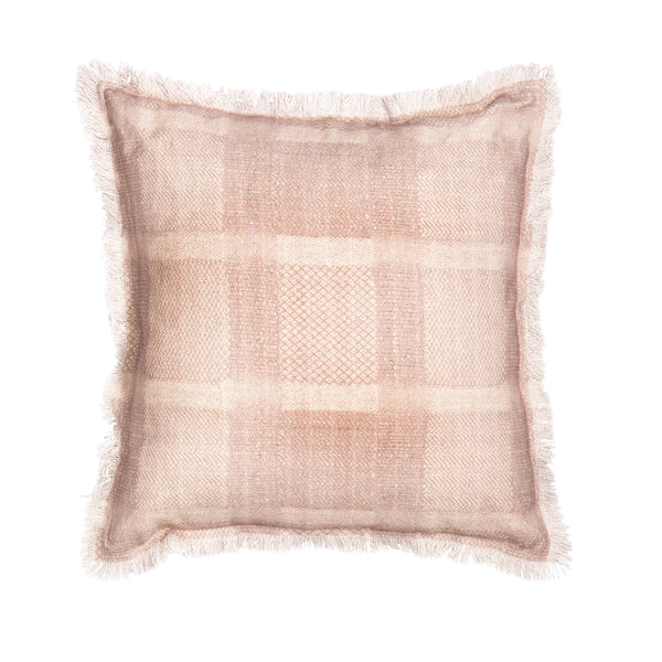 Bisque Cushion 50x50cm-Soft Furnishings-Amalfi-The Bay Room