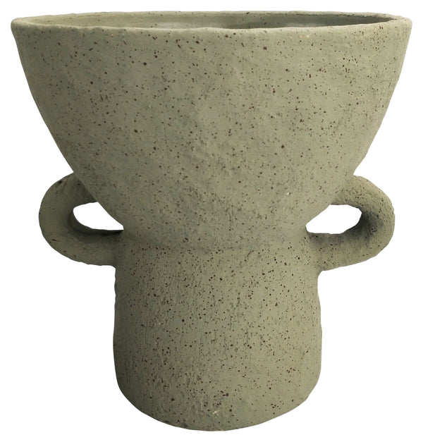 Dayze Tall Planter Sage - Large-Decor Items-Urban Products-The Bay Room