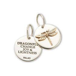 Dragonfly Charm-Jewellery-Palas-The Bay Room