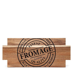 FROMAGE Serving Board - 62cm-Dining & Entertaining-Salt & Pepper-The Bay Room