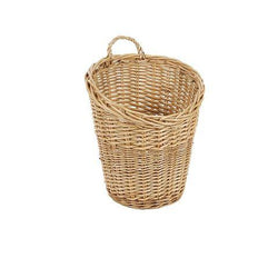 Lima Willow Hanging Basket-Decor Items-Coast To Coast Home-The Bay Room