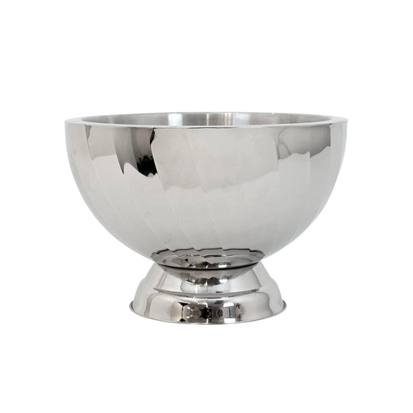 Moore Stainless Steel Punch Bowl/Wine Bucket-Dining & Entertaining-Pure Homewares-The Bay Room