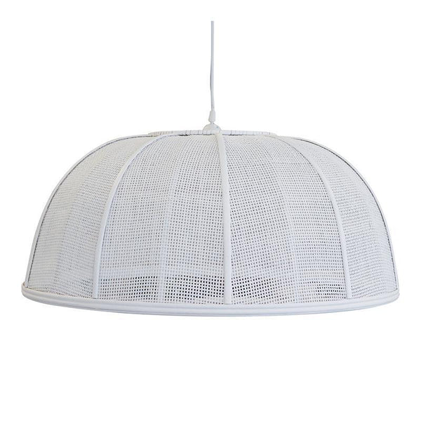 Noosa White Pendant Light-Lighting-Madras Link-The Bay Room