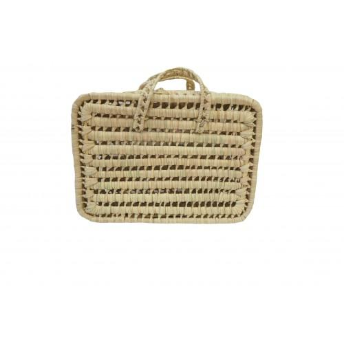 Palm Leaves Suitcase - 34 cm-Toys-Kikadu-The Bay Room