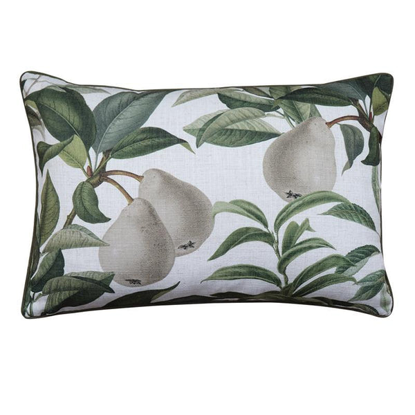 Pears Cushion 40x60cm-Soft Furnishings-Madras Link-The Bay Room