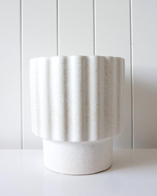 Pot/Planter - Scandi Copenhagen - Large-Decor Items-Rayell-The Bay Room