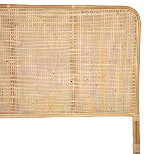 Rattan Bed Head - Natural-Furniture-DWBH-The Bay Room