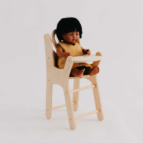 Shell Dolly Highchair-Toys-Pretty In Pine-The Bay Room