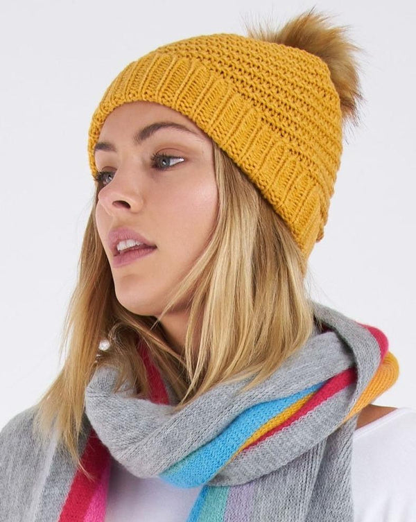 Stellar Beanie - Amber-Headwear & Sunglasses-Betty Basics-Onesize-The Bay Room