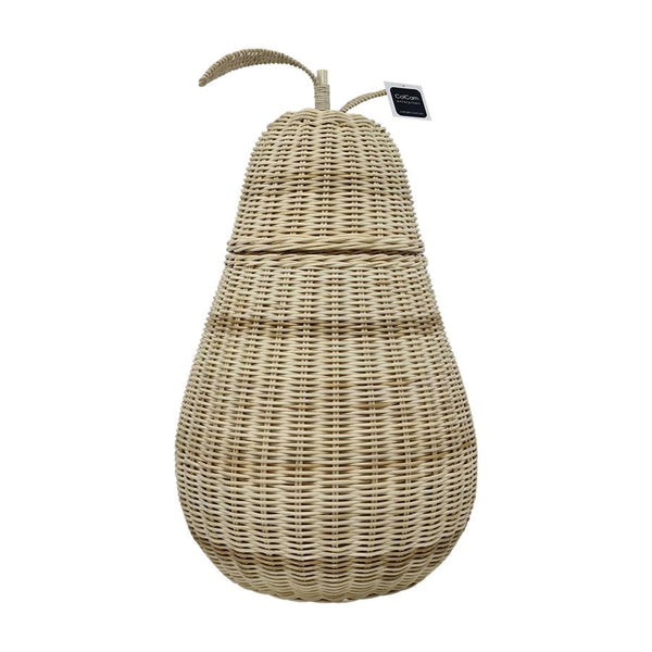 Storage Basket - Pear-Decor Items-Colcam-The Bay Room