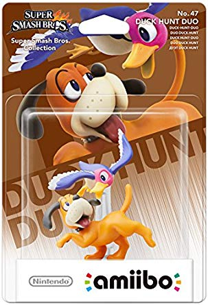 Amiibo Smash Duck Hunt