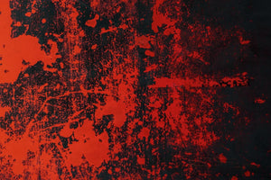 red abstract photography art