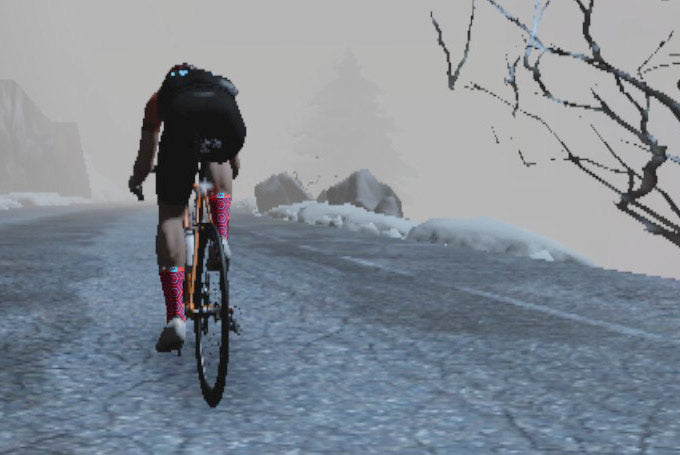 Virtual Haute Route Stage 3