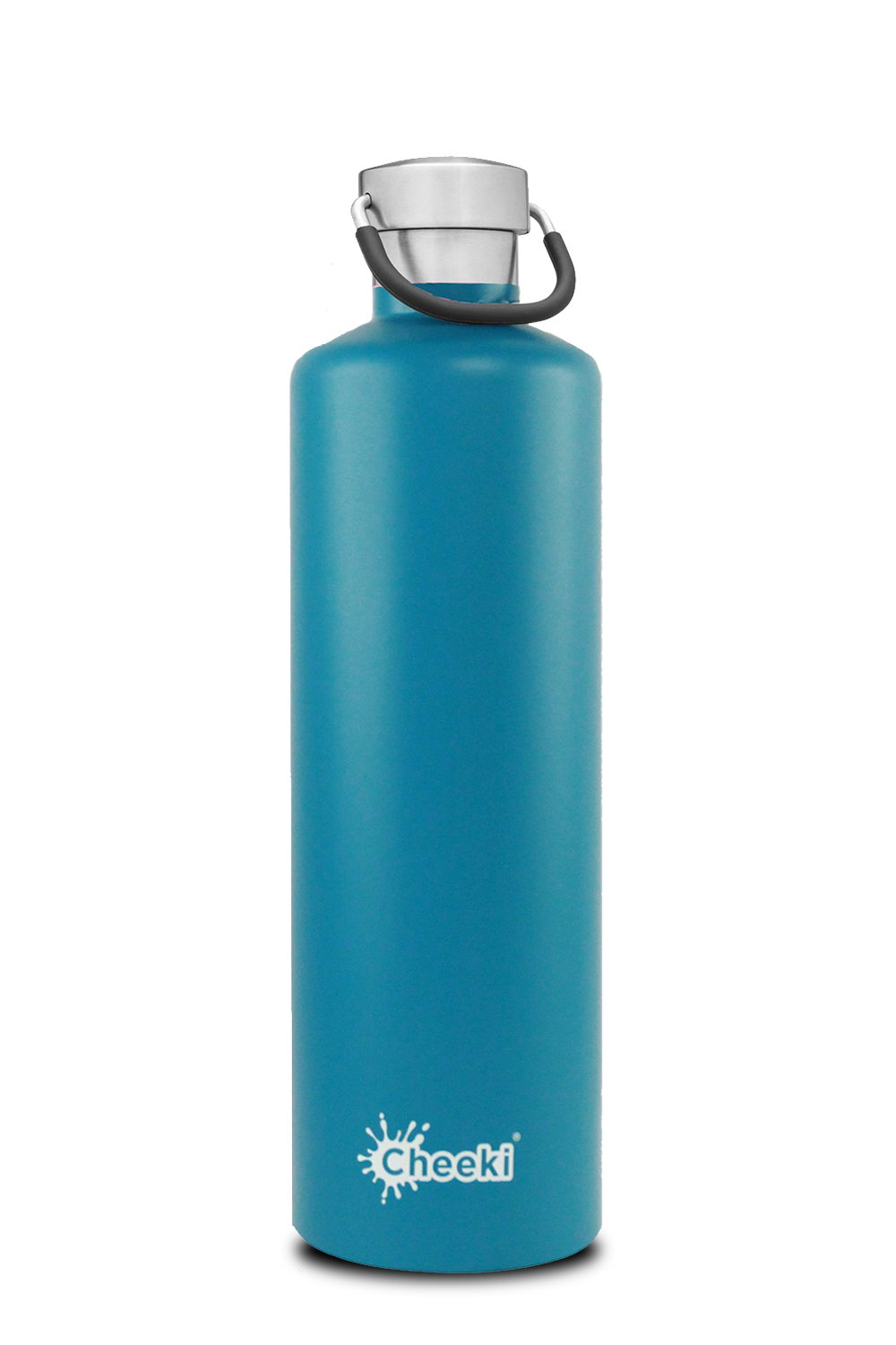 Cheeki Insulated 1L Drink Bottle - Topaz