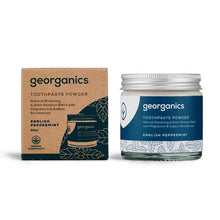 Load image into Gallery viewer, Natural Toothpowder ~ Peppermint