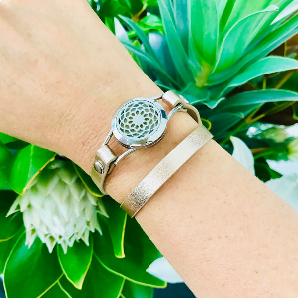 Vegan Leather Wrap