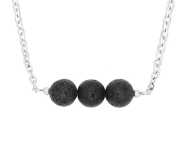 Simply Lava Necklace