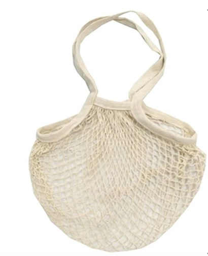 Organic Cotton Mesh Bag