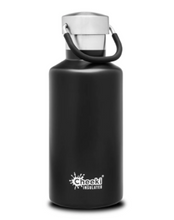 Load image into Gallery viewer, Insulated Drink Bottle 400ml Matt Black