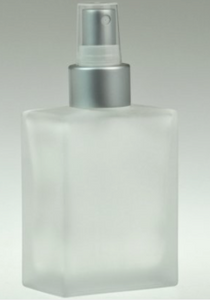 Frosted Glass Spray Bottle 100ml