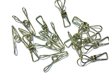 Load image into Gallery viewer, Stainless Steel Pegs Pack 20