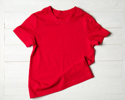 How To Cut The Sleeves Off a T-Shirt